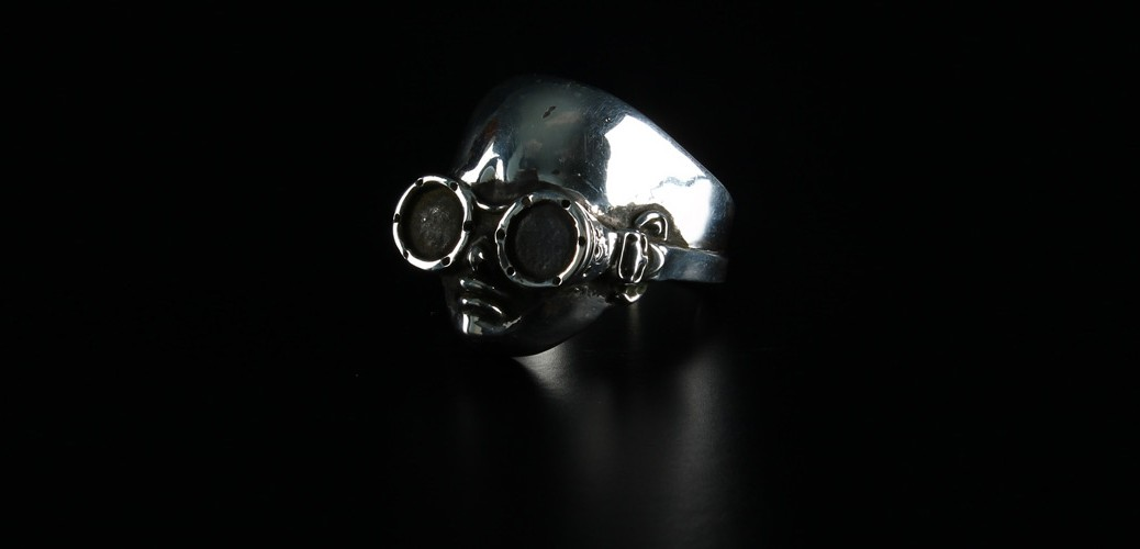 H R Giger Baby Ring