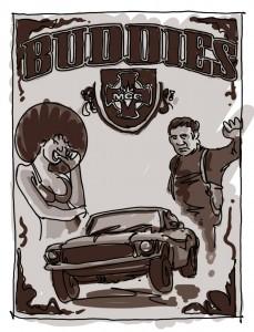 WhoMCQ Buddies Poster